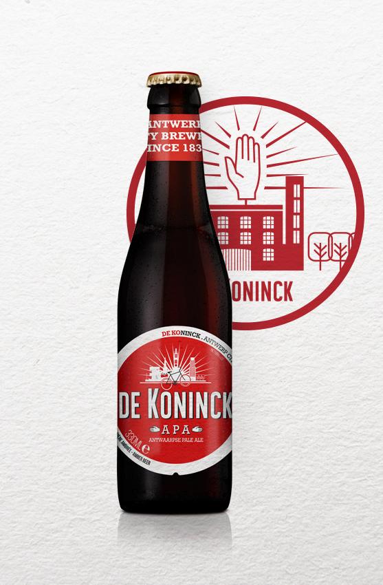 De Koninck Fles 330ML